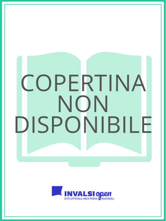 Copertina mancante in Pubblicazioni