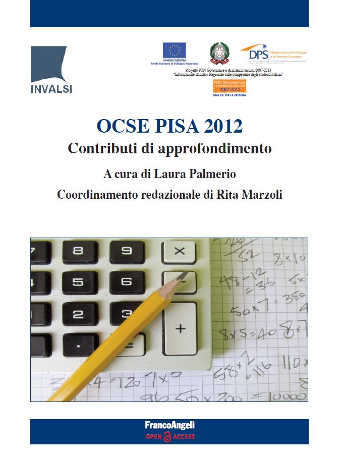 Copertina di OCSE PISA 2012