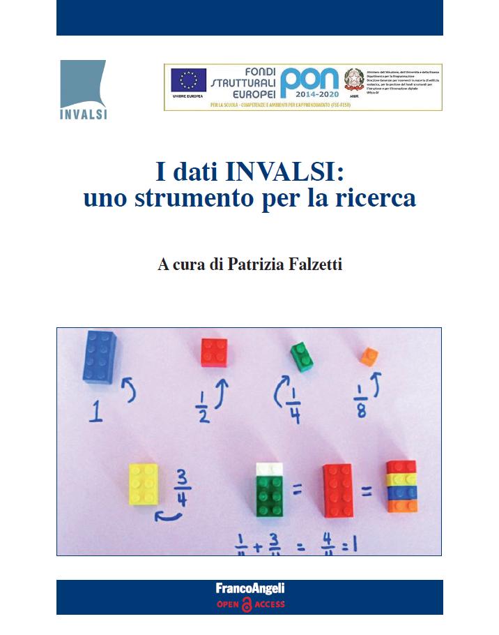 Copertina di I dati INVALSI: uno strumento per la ricerca