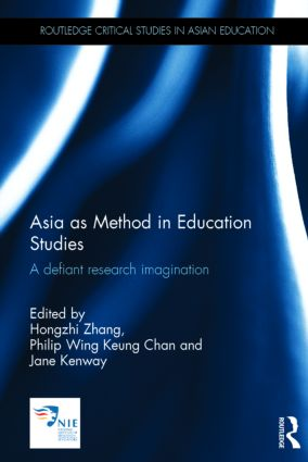 Copertina di Asia as Method in Education Studies