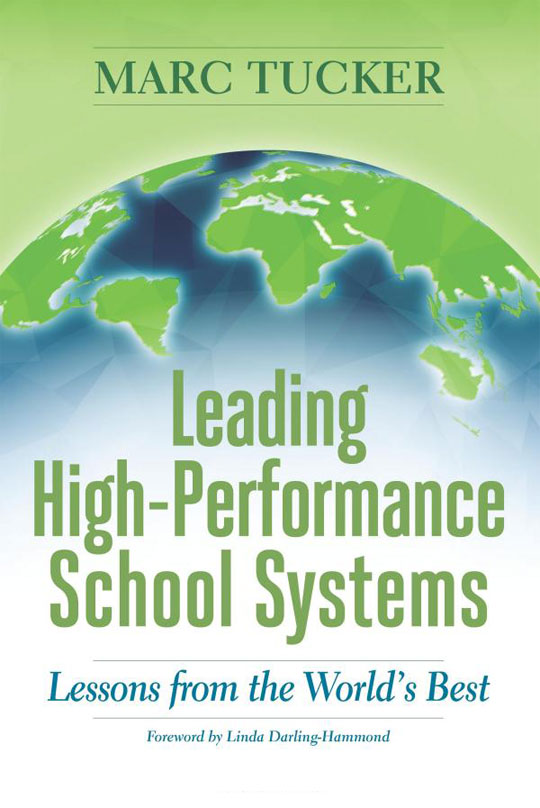 Copertina di Leading High-Performance School Systems