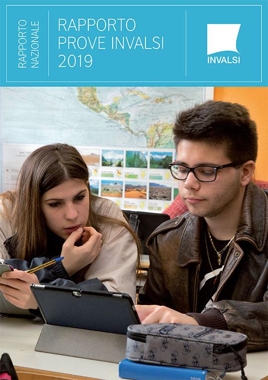 Copertina rapporto INVALSI 2019