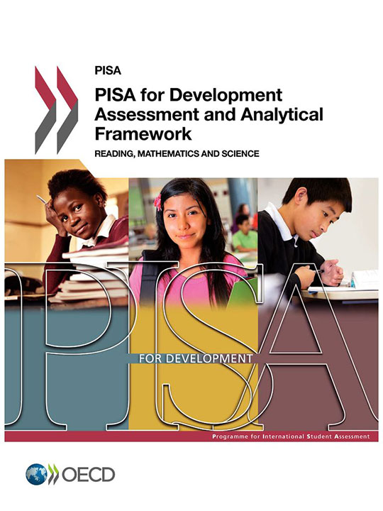 Copertina di PISA for Development Assessment and Analytical Framework