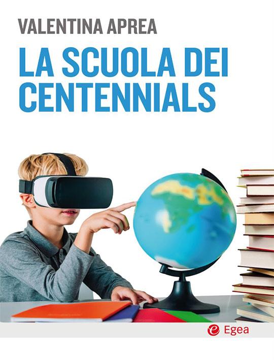 Copertina di La scuola dei centennials