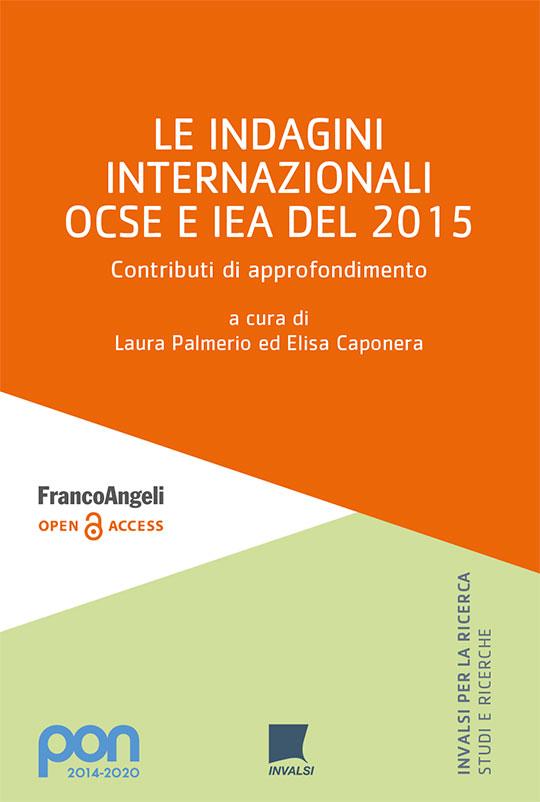 Copertina di Le indagini internazionali OCSE e IEA del 2015