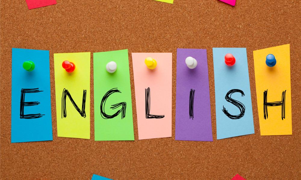 La conoscenza dell'inglese degli italiani