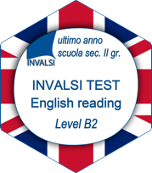 Badge competenze INVALSI Inglese