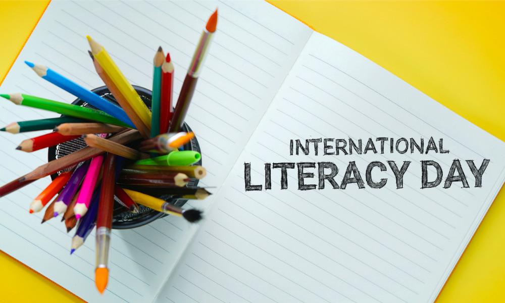 Giornata Internazionale dell'Alfabetizzazione 2020