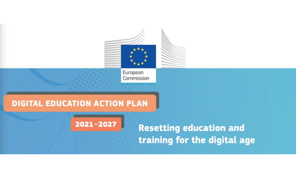 Piano d'azione per l'educazione digitale UE 2021-2027