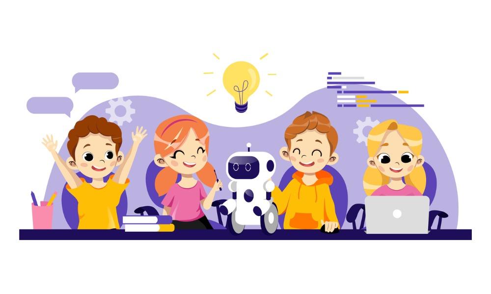 L'Educazione del futuro: gamification, robot e blockchain